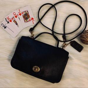 ♠️Vintage Coach Casino Bag 9924♦️♥️♣️